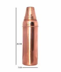 Thurmos Shape Copper  Bottle