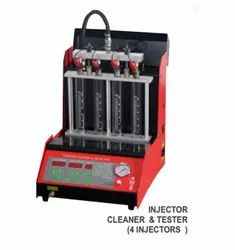Injector Cleaner & Tester(4 Injectors )