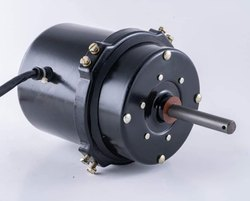 Aluminium Deuronn cooler motor 110-32mm alluminium winding, Speed: Three, 230v