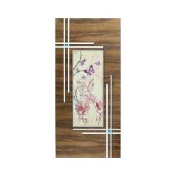 Bedroom Solid Wood Laminated Door