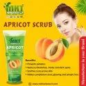 Cream Apricot Scrub, For Personal & Parlour, Packaging Size: 200 Gm