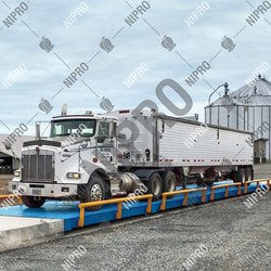 Container Terminal Weighbridge