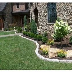 Grass Parks Or Gardening Garden Landscaping Designs Service, Delhi NCR, Coverage Area: 1000 to 3000 Square Feet