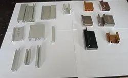 Aluminium Section Profile, For Windows & Doors Fittings