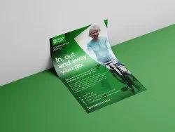 Leaflet Designing Printing Service