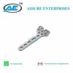 2.4mm Locking Volar Column Distal Radius Plate