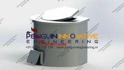 Automatic Bhel Dispenser