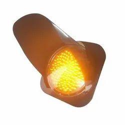 Amber LED Traffic Signal Light