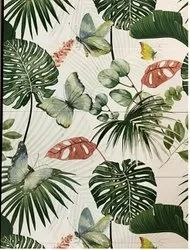 Green 30x90 Tropical Tiles, Packaging Size: Box Packaging, Wall
