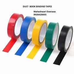 Duct Tape Book Binding Tapes