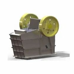 Automatic Grease Type Stone Crusher Plant