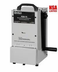 Proton PDS-75 NSA Manual Hard Drive Destroyer