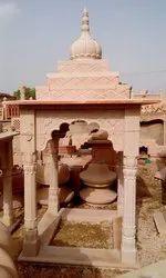 Outdoor Stone Chatri