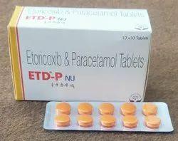 ETD-P Nu (Etoricoxib Paracetamol)