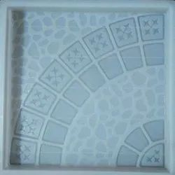 Stone & Star Plastic Tile Mould