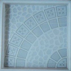 Stone & Star Plastic Tile Mould