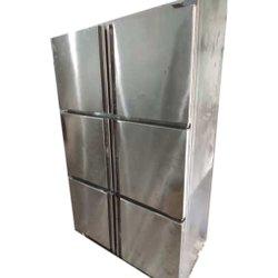 6 Door Vertical Refrigerator