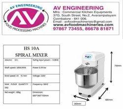 Spiral Mixer 20 Ltr