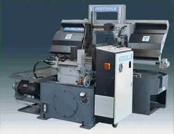 ITL-300-LMGA Double Column Automatic Horizontal Band Saw Machine