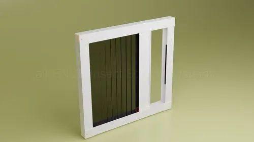pleated door mesh