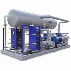 Snowcool Ammonia Process Chiller, 70 Tr