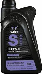 Semi Synthetic 10w30 Engine Oil