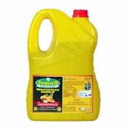 Vibhavari Cold Pressed Groundnut Oil-5L