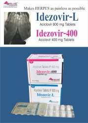 IDEzovir-L Tablet Aciclovir 800mg