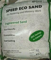 Natural Sand Brown Speed Eco Sand, Grade: 1st Grade, Packaging Size: 40kg