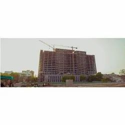 Concrete Frame Structures Commercial Projects Institutional Construction Service, In Maharashtra