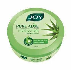 White Joy Pure Aloe Multi Benefit Skin Cream, Jar, Packaging Size: 50gm, 100gm & 200gm