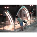 FRP Outdoor Decorative Fountain