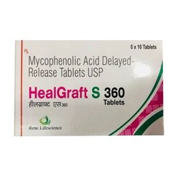 Healgraft S 360 mg Tablets
