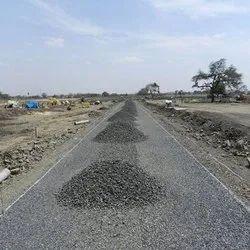 Center Line Concrete Road Construction Service, For Roadways, Navi Mumbai