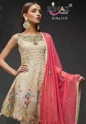 Rinaz Fashion Block Buster Vol 7 Georgette With Heavy Work Pakistani Suit Catalog