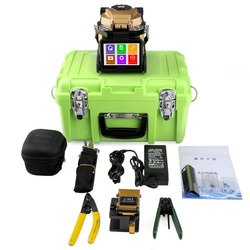 Solwet Fiber Optics Splicing Machine