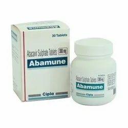 Abacavir Sulphate Tablets 300mg