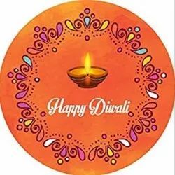 Printed Diwali Stickers