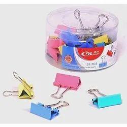 Colorful Binder Clip