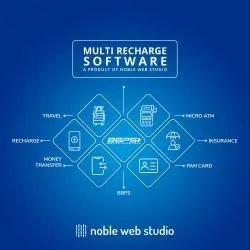 Multi Recharge Software Service
