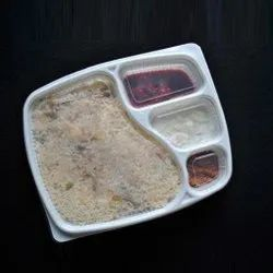 Food Packaging Tray 4 Compartment