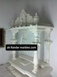 White Marble stone Temple