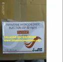 Papaverine Injection