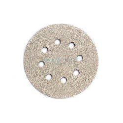 Al Oxide Velcro Disc