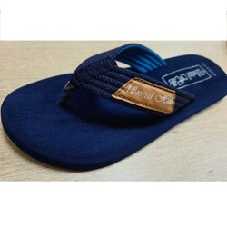 Blue Mens Slippers