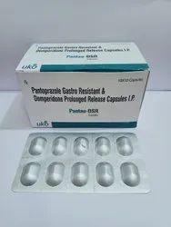pantoprazole domperidone capsules