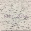 Raw Cotton Fabric, Plain/solids, Gray