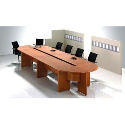 C shape Conference Table