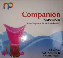 3 In 1 Steam Vaporizer Air Humidifier Steam Inhaler For Cough And Cold