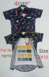4-ever Party Wear kids inner t-shirt, Size: 7-9 Years